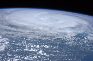 Hurricane Irene From Space