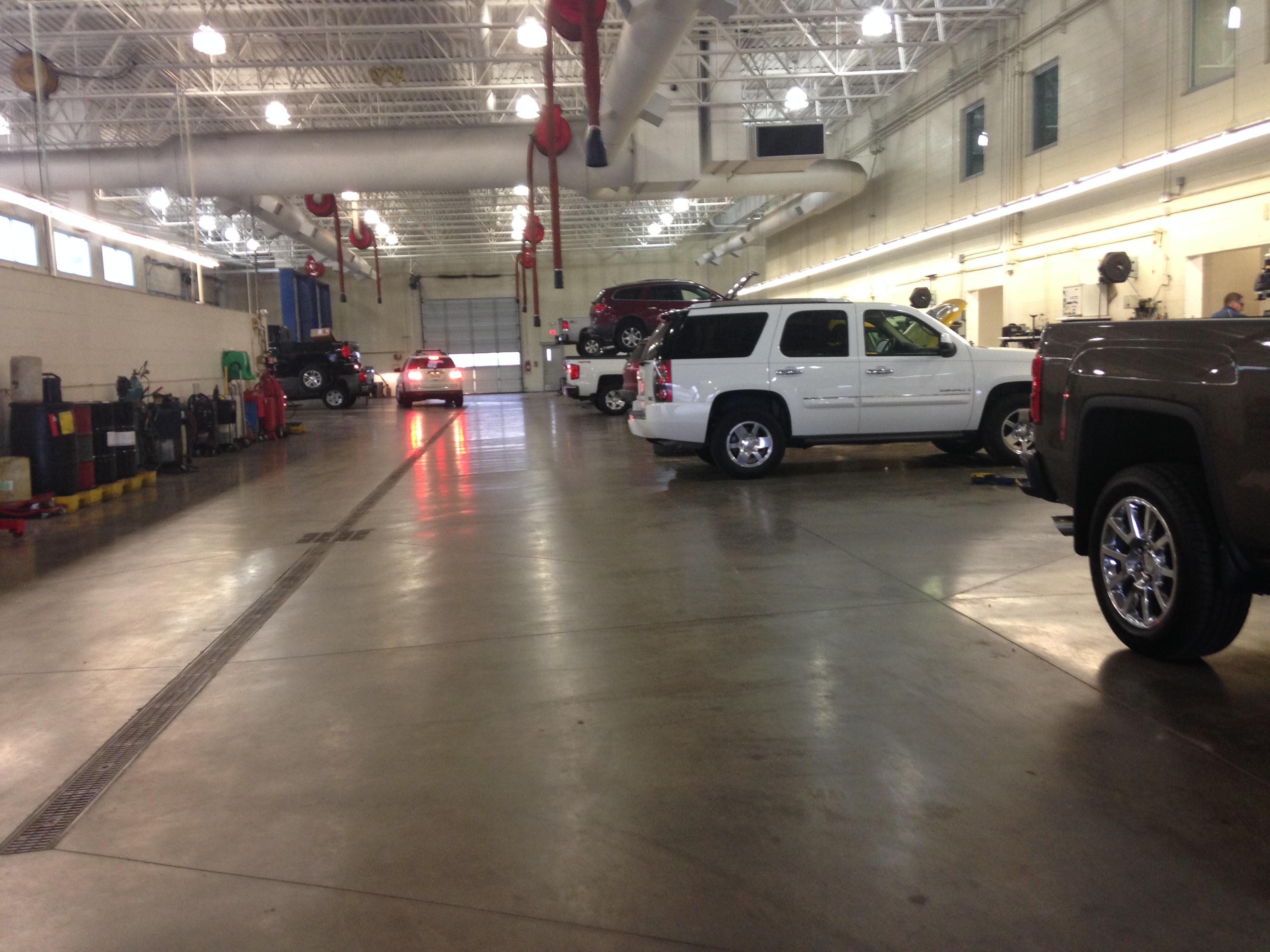 Auto Repair Shop Carbon Monoxide Control A False Sense Of
